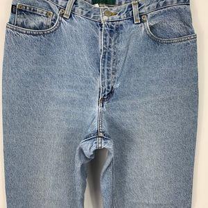 VTG Ralph Lauren Jeans Co High Rise Mom Jeans